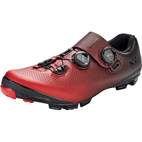 Shimano SH-XC7 Bike Shoes, red